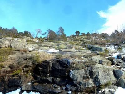 Camino Schmidt_Miradores Rosales,Vicente Aleixandre;single madrid lago san mauricio valle de la barr